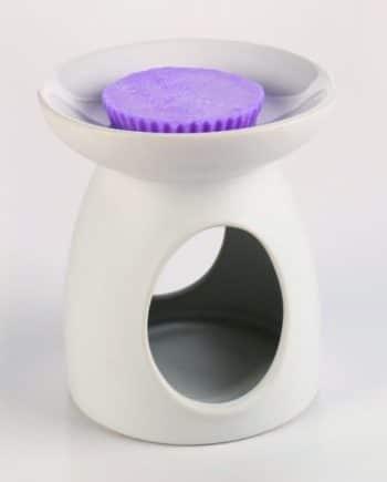 Kominek ceramiczny Manufaktura Lawenda do wosków